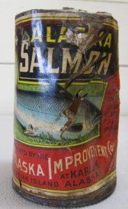 Alaska Salmon Can