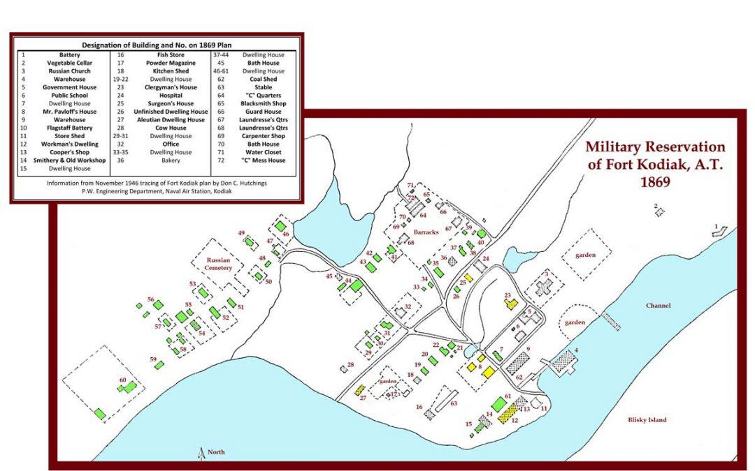 When Kodiak Became American: Fort Kodiak, 1868-1870